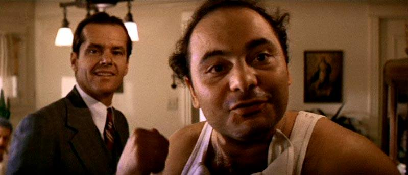 jack nicholson and burt young