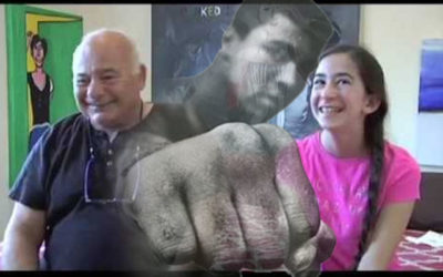 Burt Young Remembers Muhammad Ali in an Interview with Victoria Bonavita