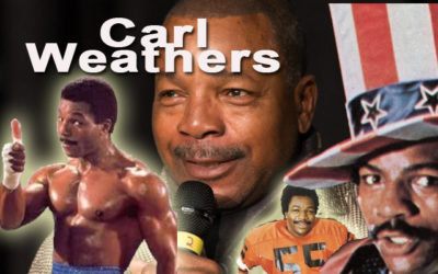 Catching up with Carl Weathers: ROCKY'S Apollo Creed