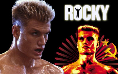 "Ivan Drago! From the ROCKY Movies…""I Fight For ME!"""