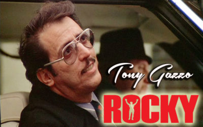 In Memory of Joe Spinell: Tony Gazzo from the ROCKY Movies!