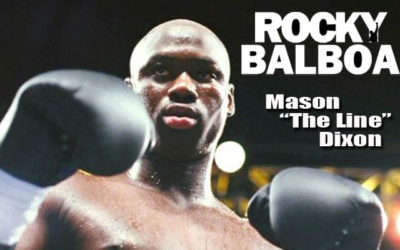 "Real life Look at ROCKY's Mason ""The Line"" Dixon: Antonio Tarver"