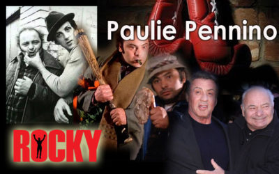 Rocky's Paulie Pennino: Burt Young's Role through the Decades & Exclusive Video!