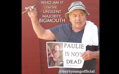 """Paulie's Not Dead!"" – 2 Exclusive Burt Young Videos Telling the Truth!"