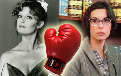 ROCKY Film Series! Susan Sarandon Auditioned for Adrian?