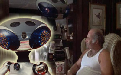 Rocky IV and the SICO Robot Explained!