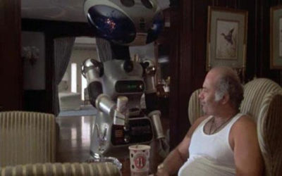 Touching Story of SICO the Robot from ROCKY IV…A Robotic Aid for Autism