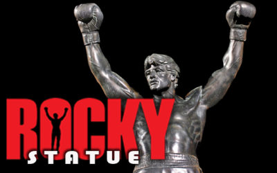 "A Detailed Look at the ROCKY Statue in Philly and its ""Unveiling""!"