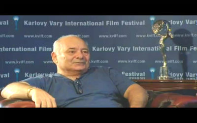 A Sit Down with Burt Young: Rocky's Paulie Pennino!